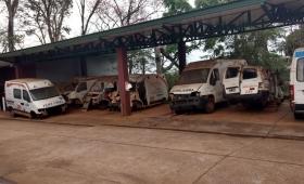 Hay sólo 8 ambulancias para asistir a Posadas y Garupá