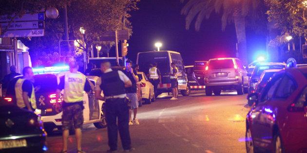 Driss Oukabir, el presunto responsable del atentado en Barcelona