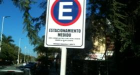 Así funciona el estacionamiento por App en Formosa
