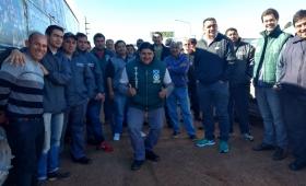 Continúa el conflicto con trabajadores de logística