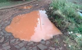 Itaembé Miní: cuatro años con un cráter a metros de la Casa del Bicentenario