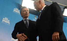 El vicepresidente de EE.UU visita la Argentina
