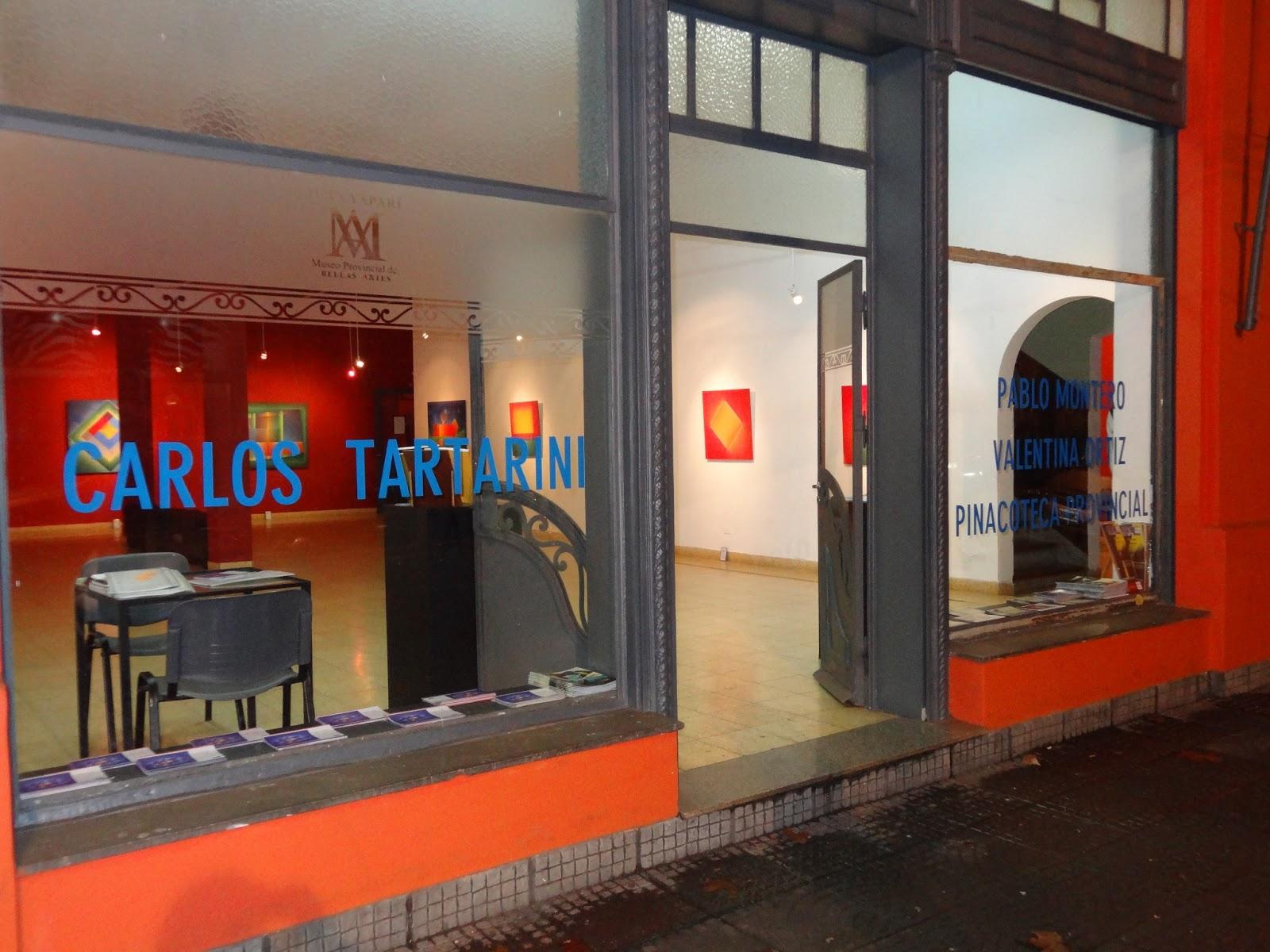 Con dos muestras se inauguró la nueva temporada del Museo Yaparí ...
