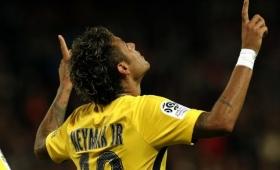 Debut con gol de Neymar en el Paris Saint Germain