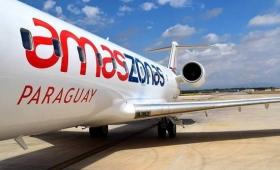 Aerolínea paraguaya analiza realizar vuelos a Corrientes o Resistencia