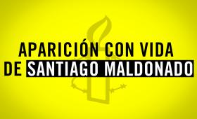 Un mes de la desaparición de Santiago Maldonado