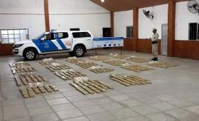 Descubren un campamento narco en Ita Ibaté