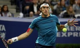 Leo Mayer cayó con Nadal en el US Open