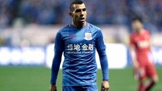 Tevez fue cuestionado por su rendimiento en Shanghai Shenhua