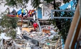 Continúan las tareas de rescate: elevan a 286 la cifra de muertos