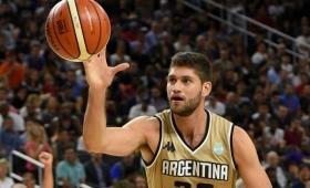 Prigioni elogió a Garino, su nuevo jugador en Baskonia