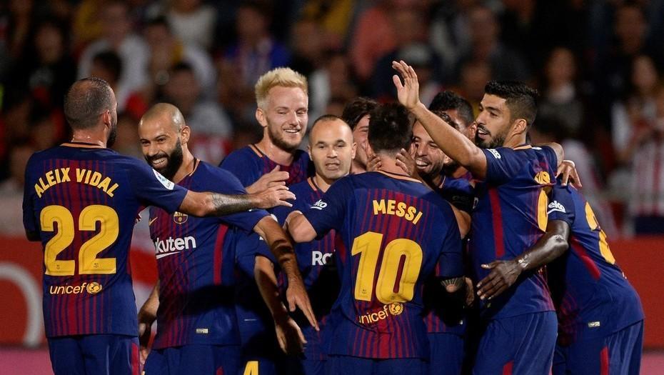 ¿Qué le dijo Messi al jugador del Girona que lo neutralizó?