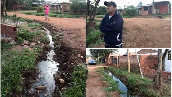 Vecinos de Chacra 96 esperan sus títulos de propiedad