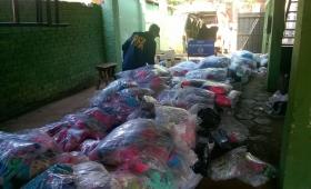 Secuestran contrabando de mercadería por más de 1.8 millones de pesos