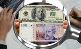 El dólar cerró en $38,91 y en la semana cayó 7%