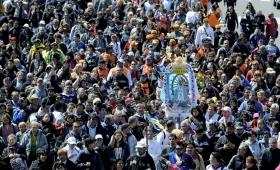 Miles de fieles participaron de la Peregrinación a Luján