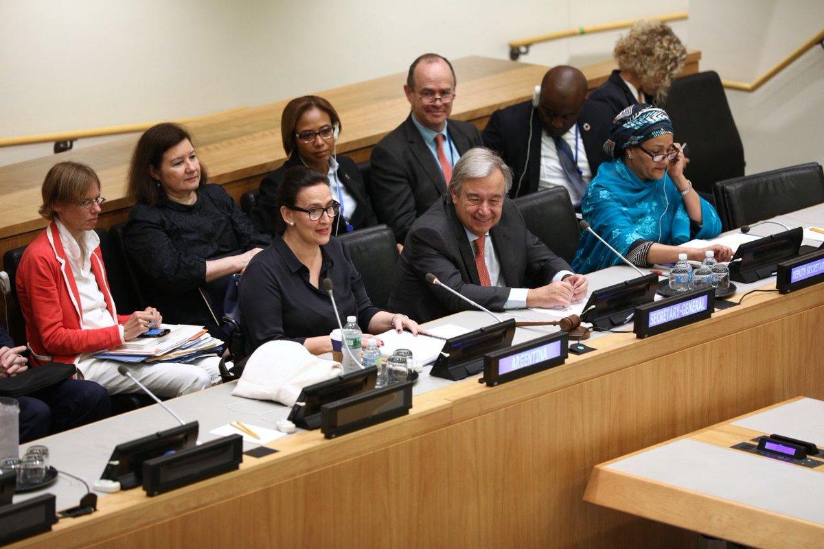 Michetti asistirá a la Asamblea de la ONU en reemplazo de Macri