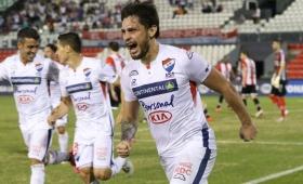 Estudiantes cayó en La Plata ante Nacional