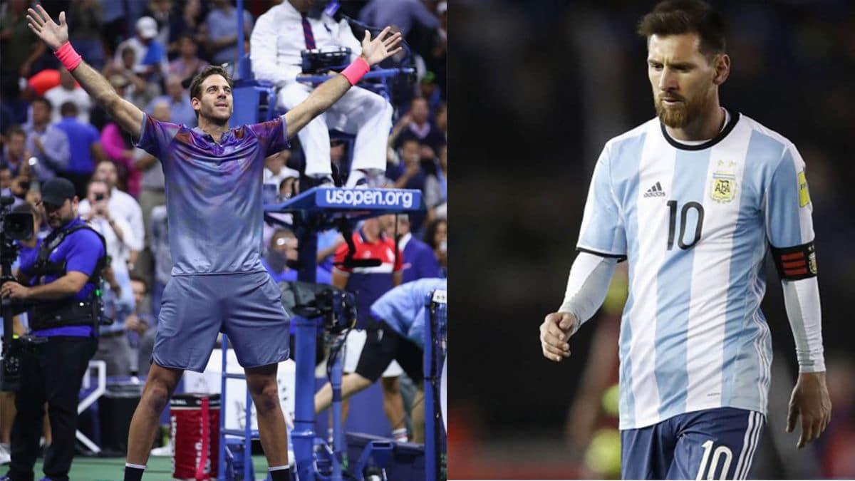 Kempes felicitó a Del Potro y mató a la Selección Argentina