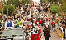 Arranca en Oberá otra edición de la Fiesta Nacional de Arquev