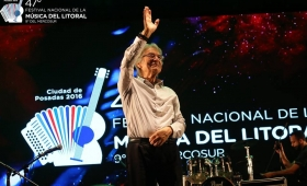 Lanzan la 48° edición del Festival Nacional de la Música del Litoral
