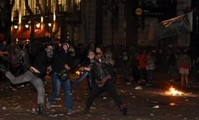 Santiago Maldonado: indagaron a los 31 detenidos por los incidentes en la marcha