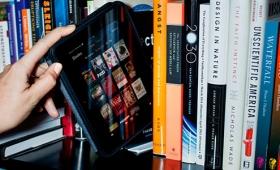 El 90% de los adolescentes elige leer en pantallas