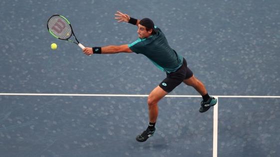 ATP 250 de Chengdú: Guido Pella se clasificó a semifinales