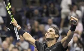 Nadal venció a Nick Kyrgios y conquistó su sexto título del año