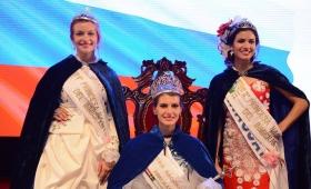 Florencia Dieminger es la nueva Reina de la Fiesta Nacional Del Inmigrante