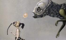 Rocío Mikulic en Espacio de Arte UGD