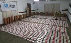 Secuestraron casi 8 mil atados de cigarrillos en Ituzaingó