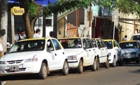 Este lunes, aumentó la tarifa de taxis