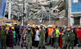 Un nuevo terremoto encendió las alarmas en México