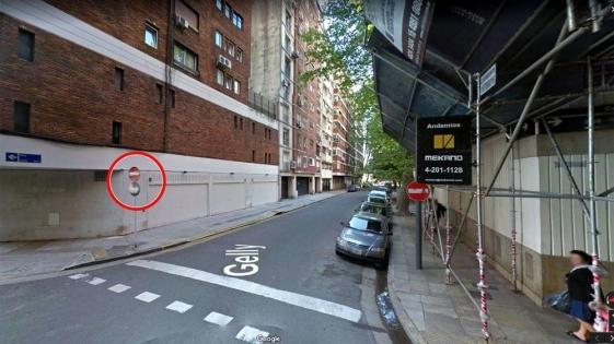 La hija de Jacobo Winograd atropelló a tres policías cuando manejaba de contramano en Palermo