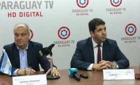 Argentina y Paraguay firmaron un acuerdo de intercambio de contenidos