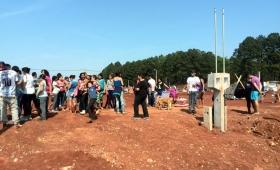 Vecinos en pie de guerra tras relocalizaciones en Sol de Misiones