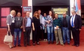 Inauguraron una Delegación de Sadem en San Vicente