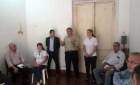 """Coco Gutiérrez lanzó su candidatura por el sublema """"Unión por la Ciudad"""""""