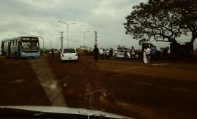 Vecinos esperan que se cumpla el acuerdo tras el corte en Iteambé Guazú