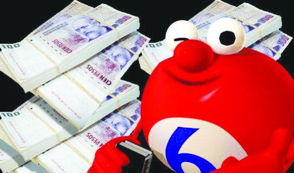 Cuatro apostadores se quedaron con los millones del Quini 6