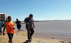 Encarnación: playas corren riesgo de no habilitarse