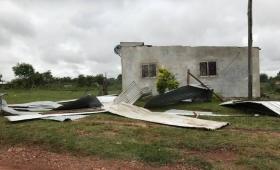 Santo Tomé: unas 80 viviendas fueron afectadas por el temporal