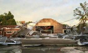 Paraguay: mil familias afectadas por el temporal