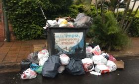 Miércoles sin recolección de residuos