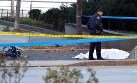 Atentado en Nueva York: 8 muertos