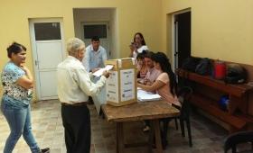 Cuatro barrios de Posadas eligieron sus autoridades