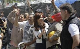 """Cristina tras declarar ante Bonadío: """"Quieren un Parlamento sumiso"""""""