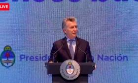 Macri convocó a consensuar una agenda de reformas