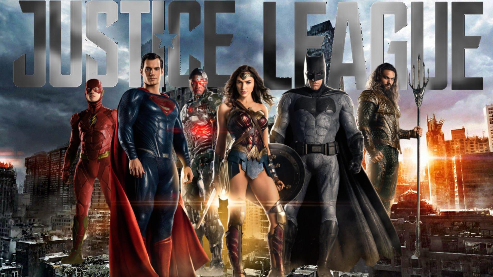 """Wallpaper Justice League 2017 Movies Flash Superman: Lanzan Espectacular Trailer Final De """"Liga De La Justicia"""